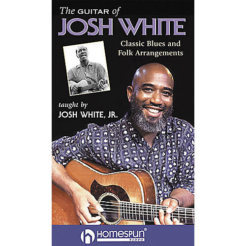 Homespun The Guitar of Josh White (VHS)