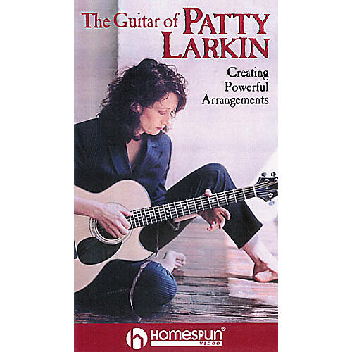 Homespun The Guitar of Patty Larkin (VHS)
