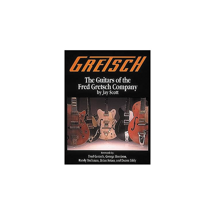 Centerstream PublishingThe Guitars of the Fred Gretsch Co. Book