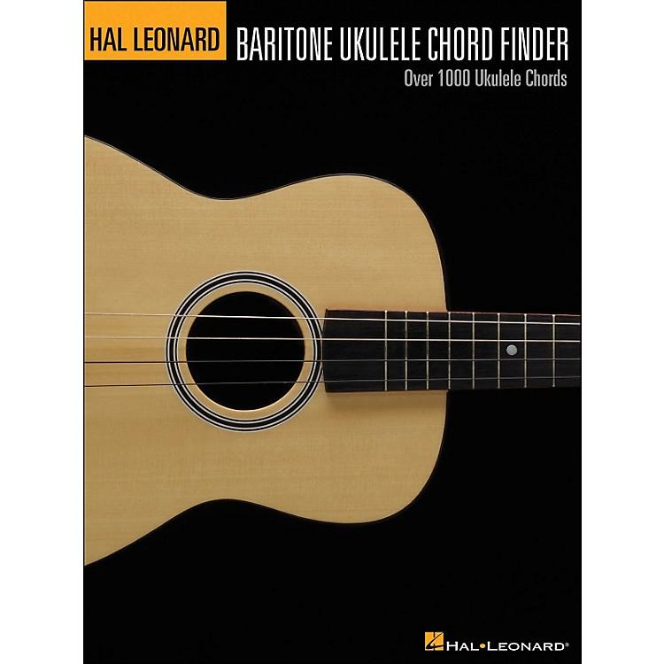 Hal LeonardThe Hal Leonard Baritone Ukulele Chord Finder (9X12 Size)