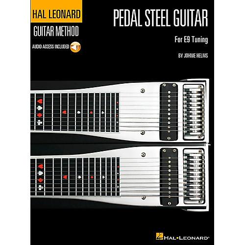 Hal Leonard The Hal Leonard Guitar Method Pedal Steel Guitar Book/CD for E9 Tuning