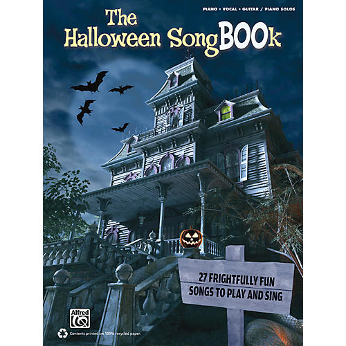 Alfred The Halloween SongBOOk PVC-thumbnail