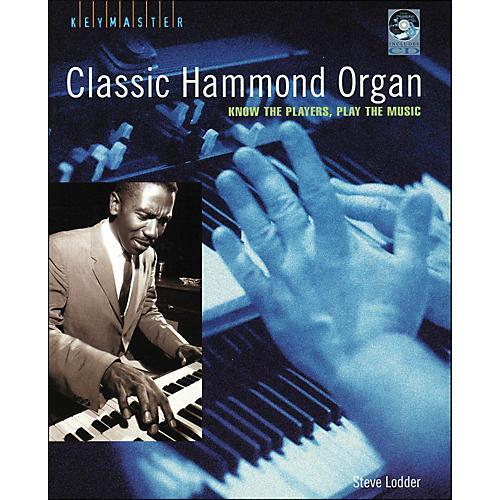 Backbeat Books The Hammond Organ - Keymaster