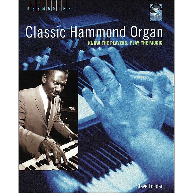 Backbeat Books The Hammond Organ - Keymaster
