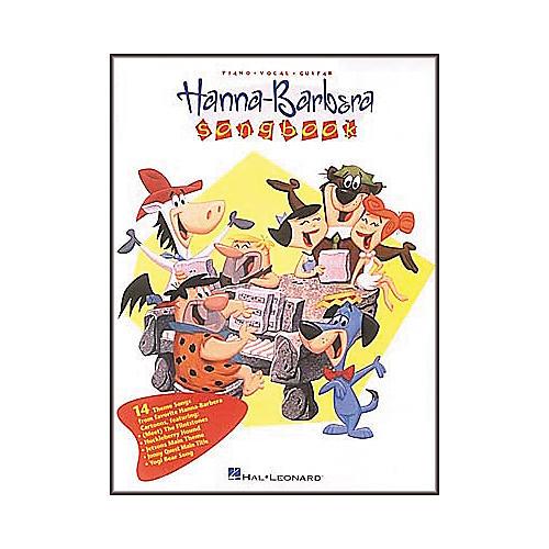 Hal Leonard The Hanna-Barbera Piano/Vocal/Guitar Songbook