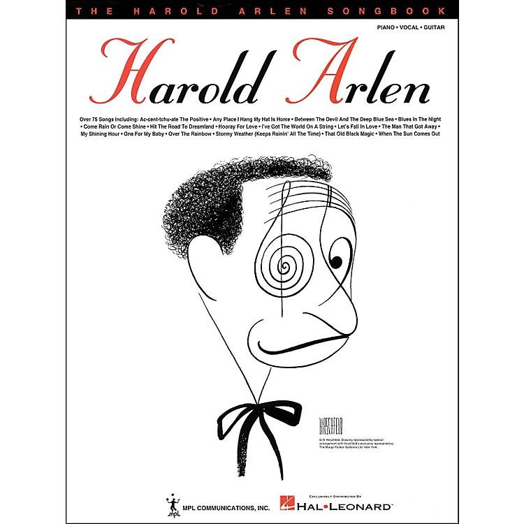 Hal LeonardThe Harold Arlen Songbook arranged for piano, vocal, and guitar (P/V/G)