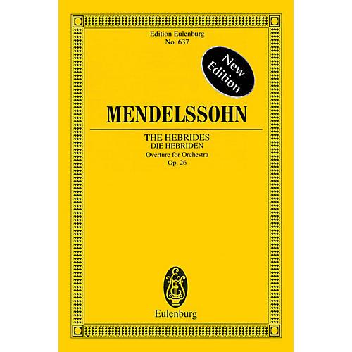 Eulenburg The Hebrides, Op. 26 Schott Series Softcover Composed by Felix Mendelssohn-thumbnail
