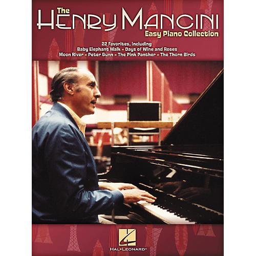 Hal Leonard The Henry Mancini Easy Piano Collection-thumbnail