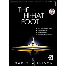 Alfred The Hi-Hat Foot Book & MP3 CD
