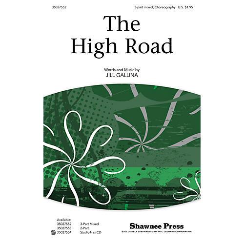 Shawnee Press The High Road Studiotrax CD Composed by Jill Gallina-thumbnail