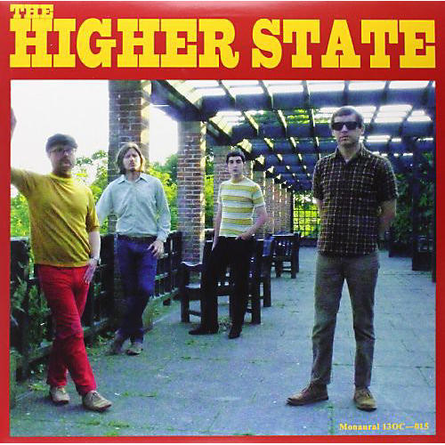 Alliance The Higher State - The Higher State