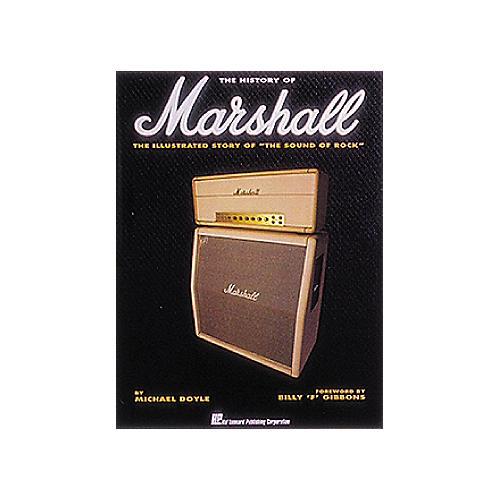 Hal Leonard The History of Marshall-thumbnail