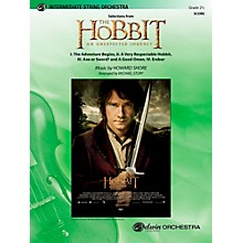 Alfred The Hobbit: An Unexpected Journey, Selections from String Orchestra Grade 2.5 Set