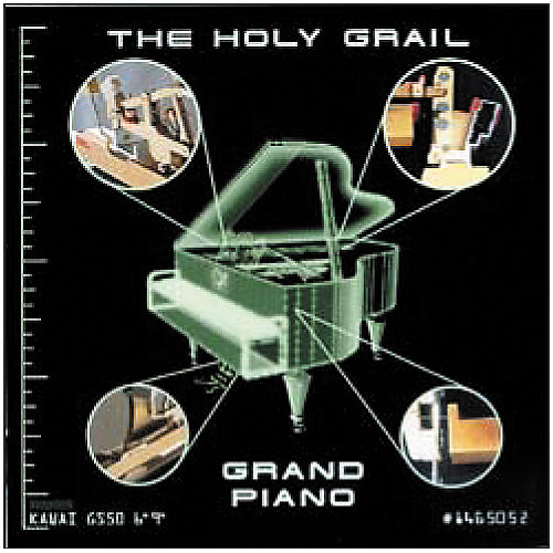 Q Up Arts The Holy Grail Piano Platinum Akai S5000 Disc 2