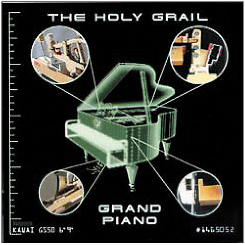 Q Up Arts The Holy Grail Piano Silver/Gold Akai S5000 Disc 1
