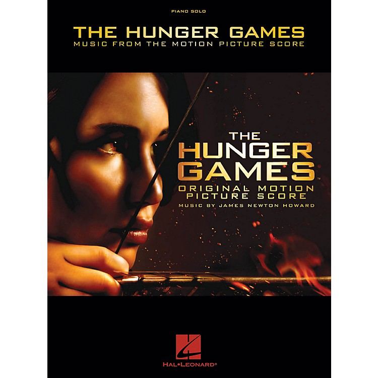 Hal Leonard The Hunger Games - Music From The Motion Picture Score Piano Solo Songbook