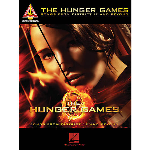 Hal Leonard The Hunger Games - Songs From District 12 And Beyond Guitar Tab Songbook-thumbnail