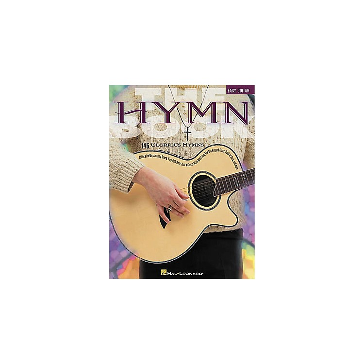 Hal LeonardThe Hymn Easy Guitar Book