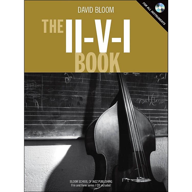 Hal LeonardThe II-V-I Book (Book/CD) for All Instruments