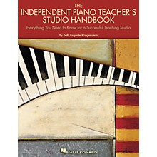 Hal Leonard The Independent Piano Teacher's Studio Handbook