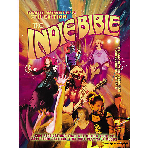 Music Sales The Indie Bible 7th Edition