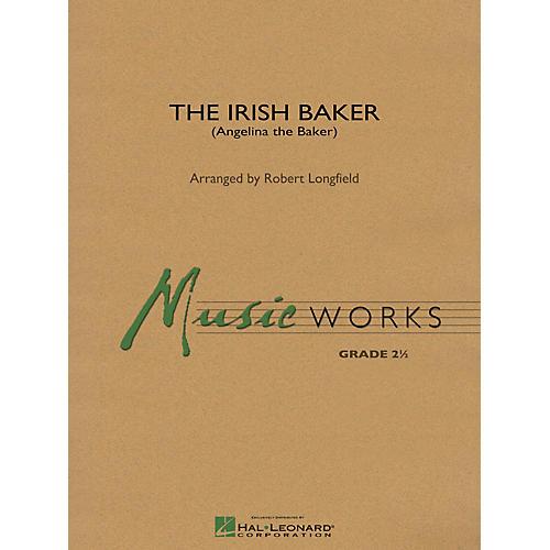 Hal Leonard The Irish Baker (Angelina the Baker) Concert Band Level 2 Arranged by Robert Longfield-thumbnail