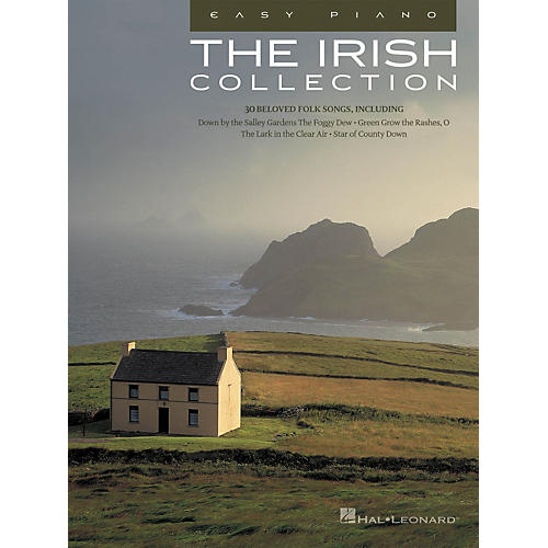 Hal Leonard The Irish Collection For Easy Piano
