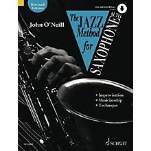 Schott The Jazz Method for Alto Saxophone Schott Series