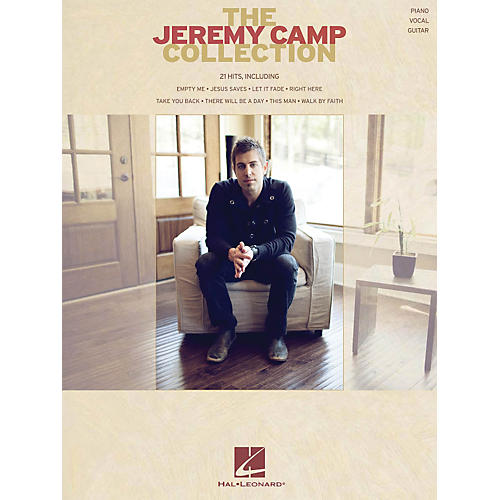 Hal Leonard The Jeremy Camp Collection PVG Songbook