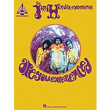 Hal Leonard The Jimi Hendrix Experience - Are You Experienced Guitar Tab Book