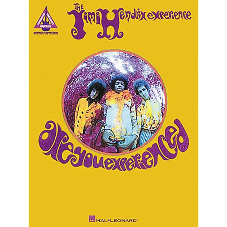 Hal LeonardThe Jimi Hendrix Experience - Are You Experienced Guitar Tab Book