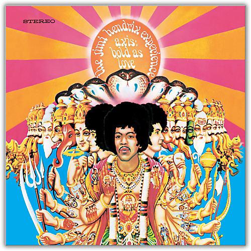 Sony The Jimi Hendrix Experience - Axis: Bold As Love Vinyl LP-thumbnail