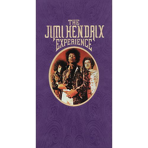 Music CD The Jimi Hendrix Experience CD Box Set-thumbnail