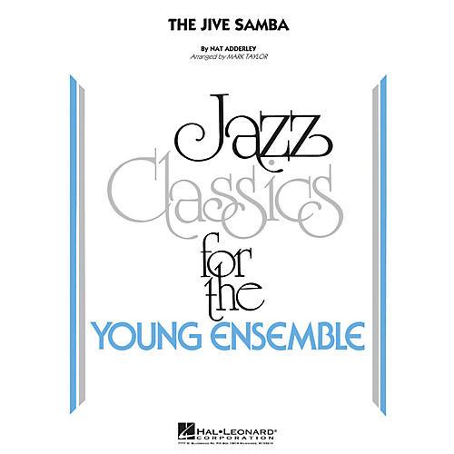 Hal Leonard The Jive Samba - Jazz Classics For The Young Ensemble Level 3-thumbnail