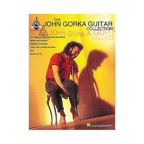 Hal Leonard The John Gorka Guitar Collection Guitar Tab Book