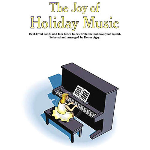 Music Sales The Joy of Holiday Music Yorktown Series