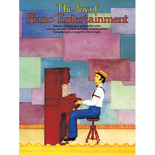 Music Sales The Joy of Piano Entertainment Yorktown Series Softcover-thumbnail