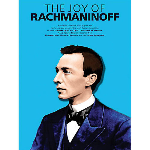 Music Sales The Joy of Rachmaninoff Music Sales America Series Softcover-thumbnail