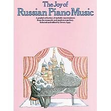 Yorktown Music Press The Joy of Russian Piano Music Yorktown Series Softcover