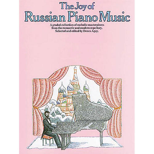 Yorktown Music Press The Joy of Russian Piano Music Yorktown Series Softcover-thumbnail