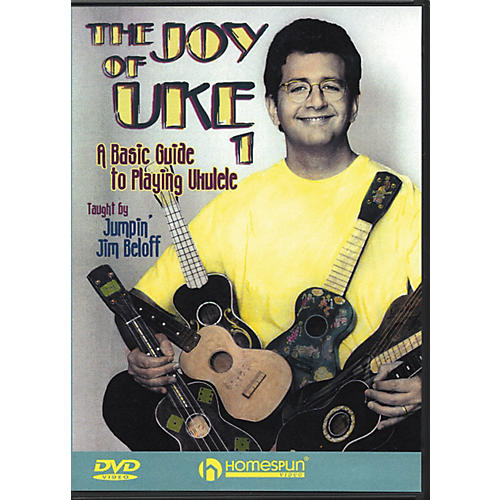 Homespun The Joy of Uke Volume 1 (DVD)