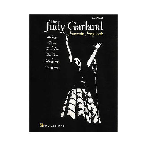 Hal Leonard The Judy Garland Souvenir Piano, Vocal, Guitar Songbook