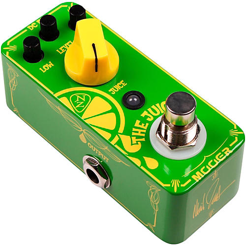 Mooer The Juicer Distortion Effects Pedal-thumbnail