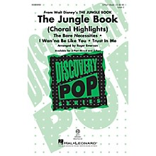 Hal Leonard The Jungle Book (Choral Highlights) (Discovery Level 2) ShowTrax CD Arranged by Roger Emerson