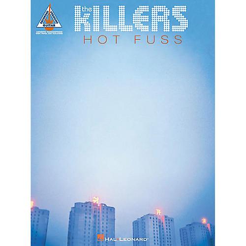 Hal Leonard The Killers Hot Fuss Guitar Tab Songbook