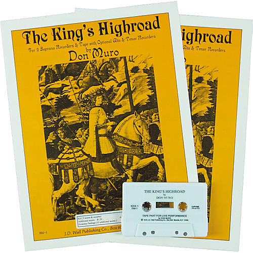 Magnamusic The Kings Highroad 2 Scores with Cassette-thumbnail