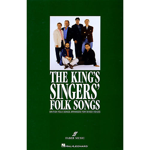 Faber Music LTD The King's Singers' Folk Songs (Collection) SATB Divisi-thumbnail