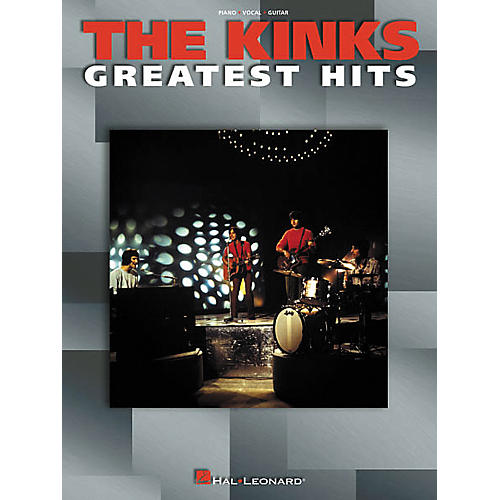 Hal Leonard The Kinks Greatest Hits Songbook