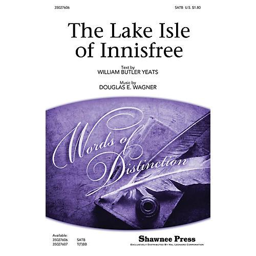 Shawnee Press The Lake Isle of Innisfree SATB composed by Douglas E. Wagner-thumbnail