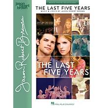 Hal Leonard The Last 5 Years - Movie Selections